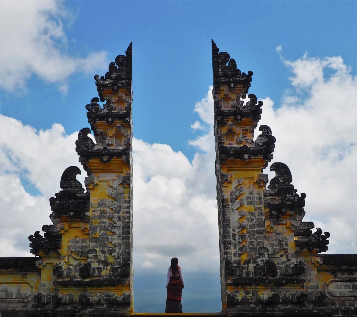Pura Lempuyang The Gateway To Heaven Travelling The